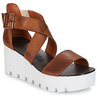 kengät Naiset Sandaalit ja avokkaat Sweet Lemon SUBWAY Brown