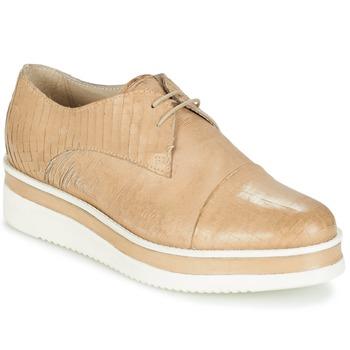 kengät Naiset Derby-kengät Sweet Lemon SABA Taupe