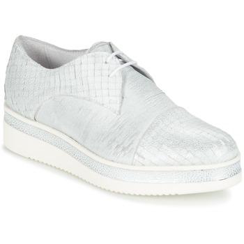 kengät Naiset Derby-kengät Sweet Lemon SABA ECRU