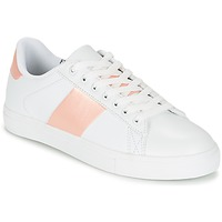 kengät Naiset Matalavartiset tennarit Spot on REVILLIA White / Pink