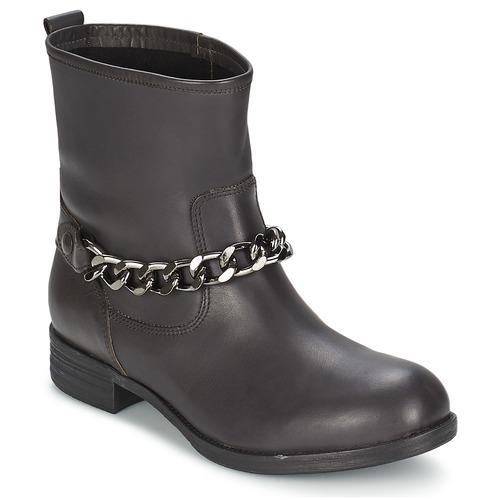 kengät Naiset Bootsit Bocage MOANNA Grey