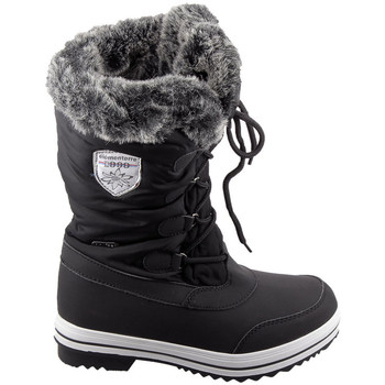 kengät Naiset Saappaat Elementerre Pooley Noir Musta