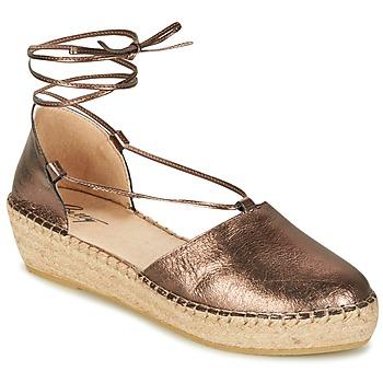 kengät Naiset Sandaalit ja avokkaat Betty London GIORDA Bronze
