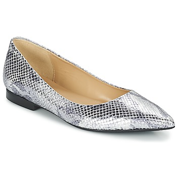 kengät Naiset Balleriinat Betty London GRACE Silver / Python