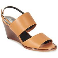 kengät Naiset Sandaalit ja avokkaat Robert Clergerie GUMI Brown