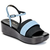 kengät Naiset Sandaalit ja avokkaat Robert Clergerie PODDY Black / Blue