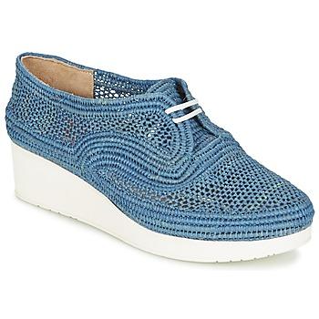 kengät Naiset Derby-kengät Robert Clergerie VICOLEM Blue