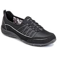 kengät Naiset Matalavartiset tennarit Skechers UNITY Black