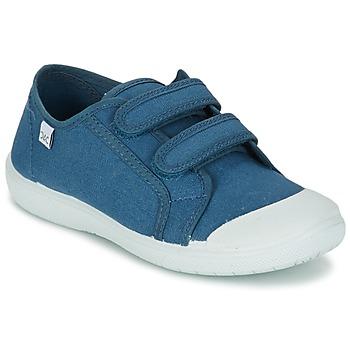 kengät Lapset Matalavartiset tennarit Citrouille et Compagnie GLASSIA Blue
