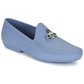 kengät Miehet Mokkasiinit Vivienne Westwood ENAMELLED ORB MOC Blue