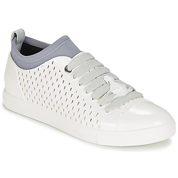 kengät Miehet Matalavartiset tennarit Vivienne Westwood ORB ENAMELLED SNKER White