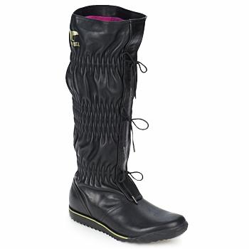 kengät Naiset Saappaat Sorel FIRENZY Black