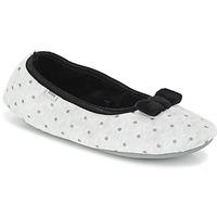 kengät Naiset Tossut DIM D FEERIDE Grey / Black