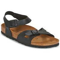 kengät Naiset Sandaalit ja avokkaat Birkenstock RIO Black