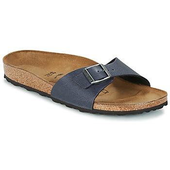 kengät Naiset Sandaalit Birkenstock MADRID Laivastonsininen