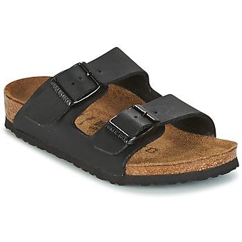 kengät Lapset Sandaalit Birkenstock ARIZONA Black