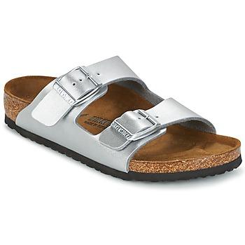 kengät Lapset Sandaalit Birkenstock ARIZONA Silver