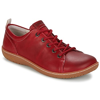 kengät Naiset Derby-kengät Birkenstock ISLAY Red