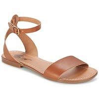 kengät Naiset Sandaalit ja avokkaat Betty London GIMY Camel