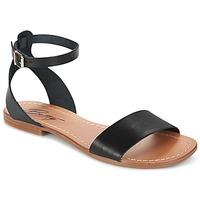 kengät Naiset Sandaalit ja avokkaat Betty London GIMY Black