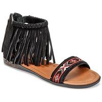 kengät Naiset Sandaalit ja avokkaat Minnetonka MOROCCO Black