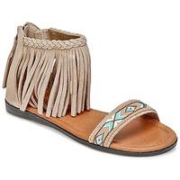 kengät Naiset Sandaalit ja avokkaat Minnetonka MOROCCO Taupe