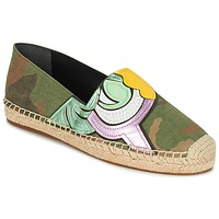 kengät Naiset Espadrillot Marc Jacobs SIENNA Kaki
