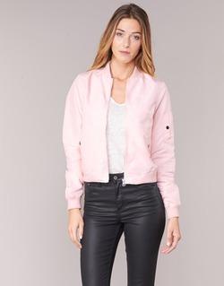 vaatteet Naiset Pusakka Vero Moda DICTE Pink