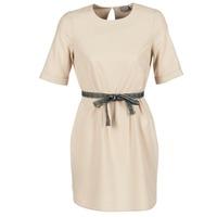 vaatteet Naiset Lyhyt mekko Vero Moda MILO SUKI BEIGE