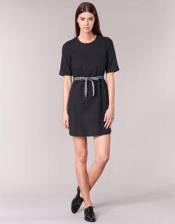 vaatteet Naiset Lyhyt mekko Vero Moda MILO SUKI Black