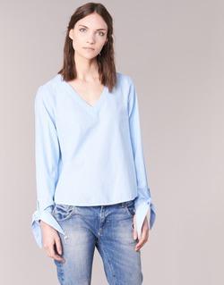 vaatteet Naiset Topit / Puserot Vero Moda ELVA Blue