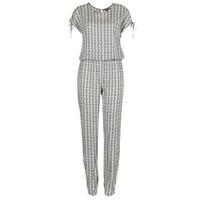 vaatteet Naiset Jumpsuits / Haalarit Vero Moda NOW White / Black