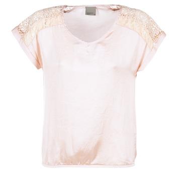vaatteet Naiset Topit / Puserot Vero Moda SATINI Pink