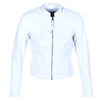 vaatteet Naiset Nahkatakit / Tekonahkatakit Vero Moda QUEEN Blue / CLAIR