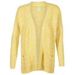 vaatteet Naiset Neuleet / Villatakit Vero Moda GERDA Yellow