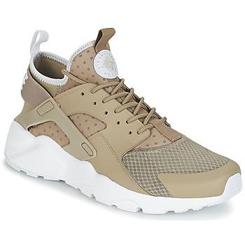 kengät Miehet Matalavartiset tennarit Nike AIR HUARACHE RUN ULTRA Kaki