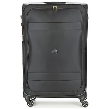 laukut Pehmeät matkalaukut Delsey INDISCRETE 4R 78CM Black