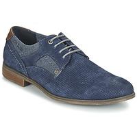 kengät Miehet Derby-kengät Tom Tailor RAULNATE Blue