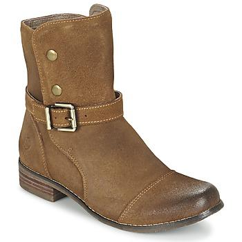 kengät Naiset Bootsit Kdopa  Camel