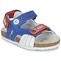 kengät Pojat Sandaalit ja avokkaat Chicco HELIO Blue / White / Red