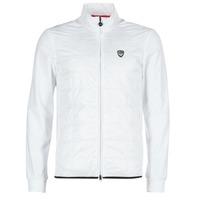 vaatteet Miehet Pusakka Emporio Armani EA7 GREEN CLUB White