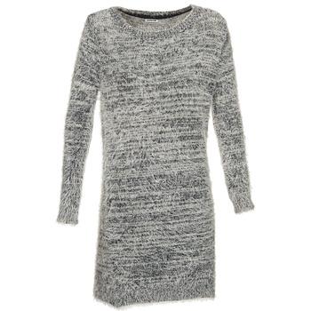 vaatteet Naiset Lyhyt mekko Noisy May ALLY Grey