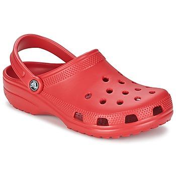 kengät Puukengät Crocs CLASSIC Red