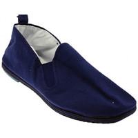 kengät Miehet Mokkasiinit De Fonseca  Sininen