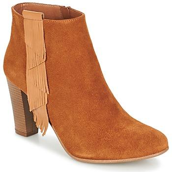 kengät Naiset Nilkkurit Betty London GAMI Camel