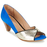 kengät Naiset Korkokengät Betty London GABIN Blue / Gold