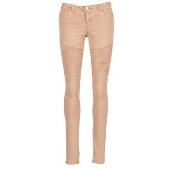 vaatteet Naiset 5-taskuiset housut Noisy May EVE Pink