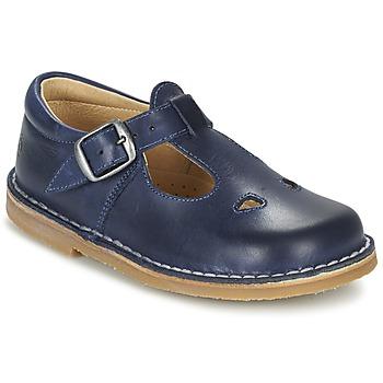 kengät Lapset Balleriinat Citrouille et Compagnie GLARCO Blue