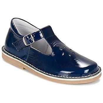 kengät Tytöt Balleriinat Citrouille et Compagnie GARENIA Blue