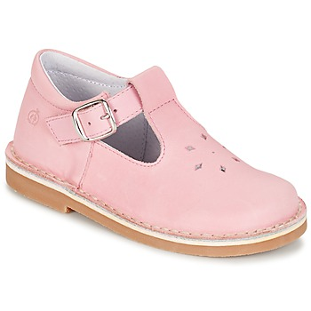 kengät Tytöt Balleriinat Citrouille et Compagnie GARENIA Pink